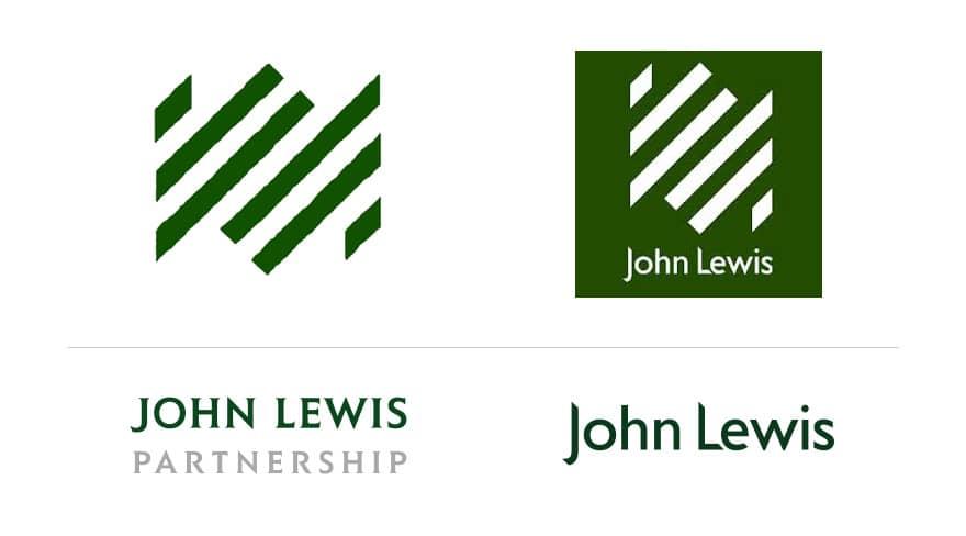 John Lewis Logo and Branding
