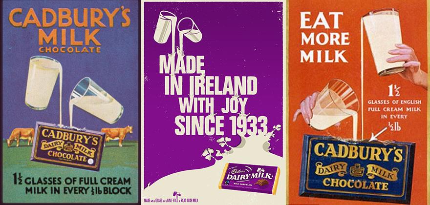 Cadbury Ads