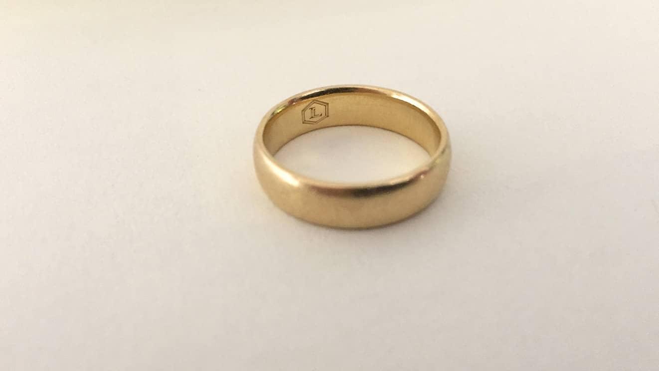 Wedding Stationery ring