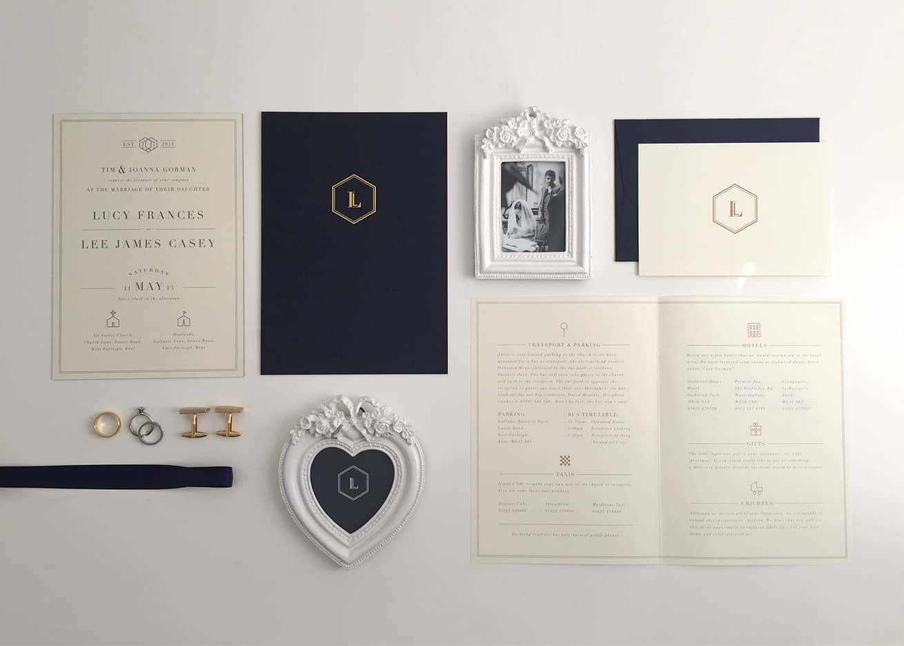 Wedding Stationery - full suite