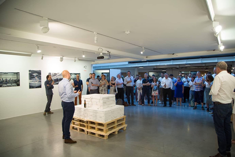 Machinate Exhibition Speech Andrew Pittendreigh