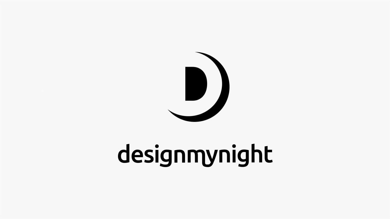 design-my-night-logo-design-route-3