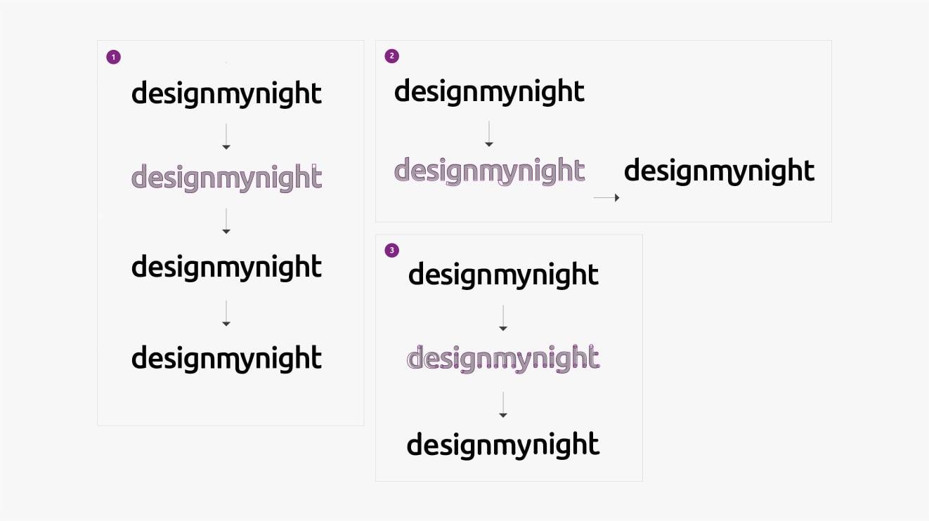 design-my-night-logo-design-route-5