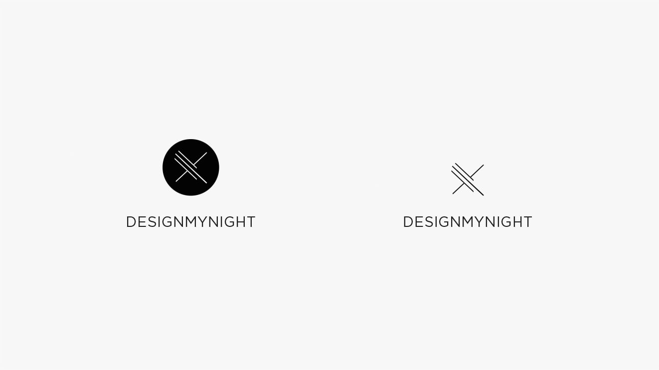 design-my-night-logo-design-route-7