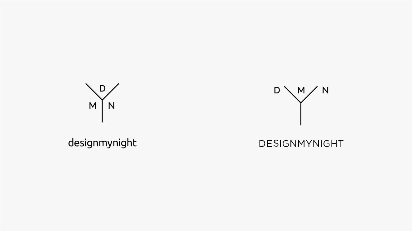 design-my-night-logo-design-route-8