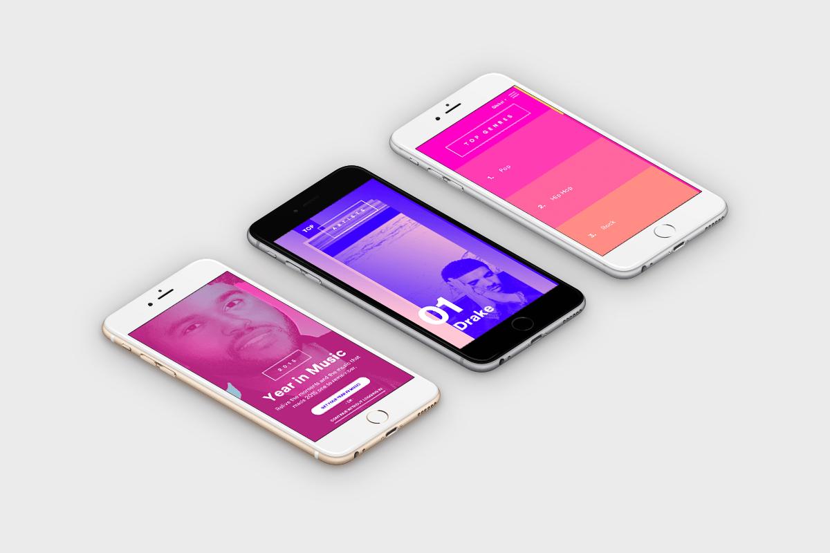 Spotify Site