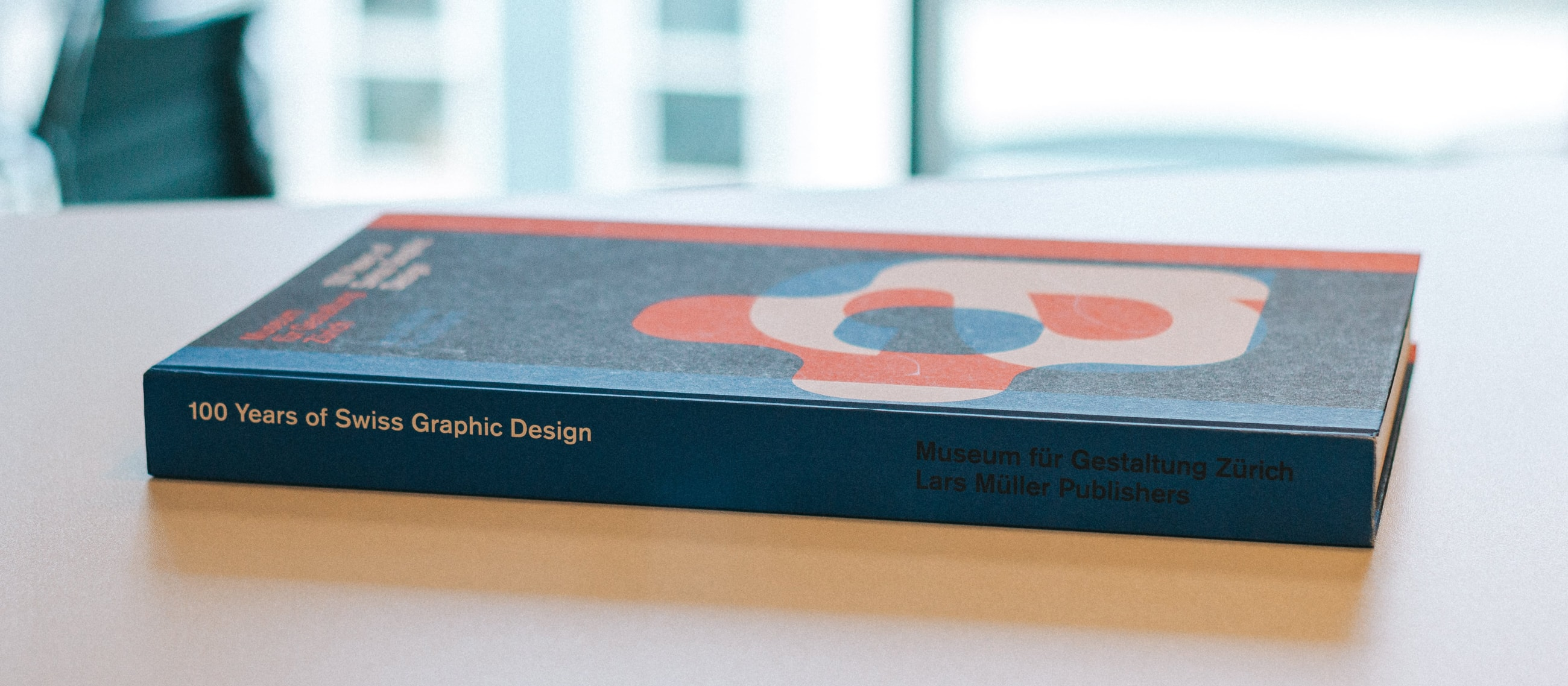 Image of 100 years of Swiss Graphic Design Book