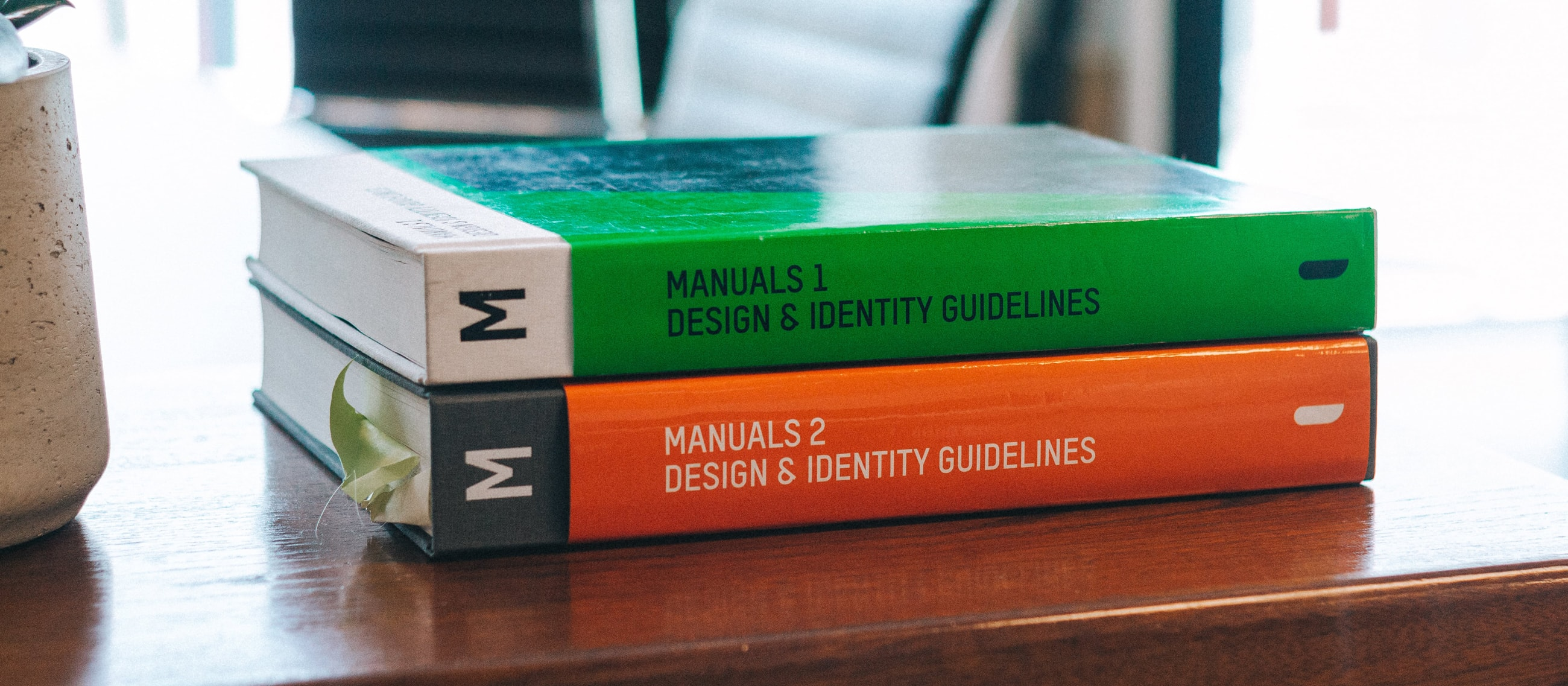 The Manual books by Unit Editions